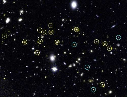Very distant galaxy cluster confirmed