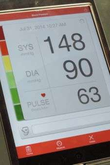 High fitness level reduces chance of developing hypertension