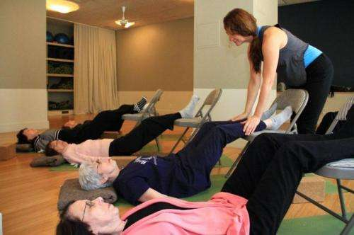 Hospital-based exercise program improves quality of life for adults with arthritis