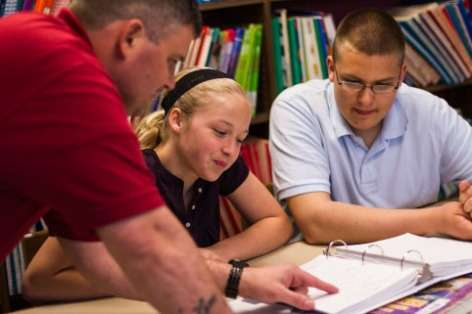 How parents can help their children succeed and stay in school