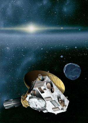 Hubble to begin search beyond Pluto for a New Horizons mission target