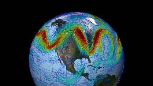 Regional weather extremes linked to atmospheric variations