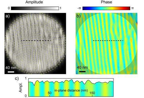 Imaging ferroelectric domains