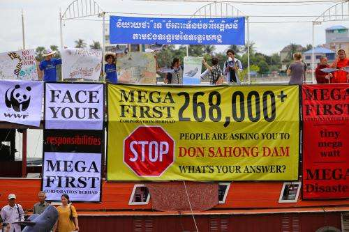 More than a quarter of a million people say no to Don Sahong dam
