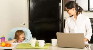 In managing boundaries between work and home, technology can be both 'friend' and 'foe'