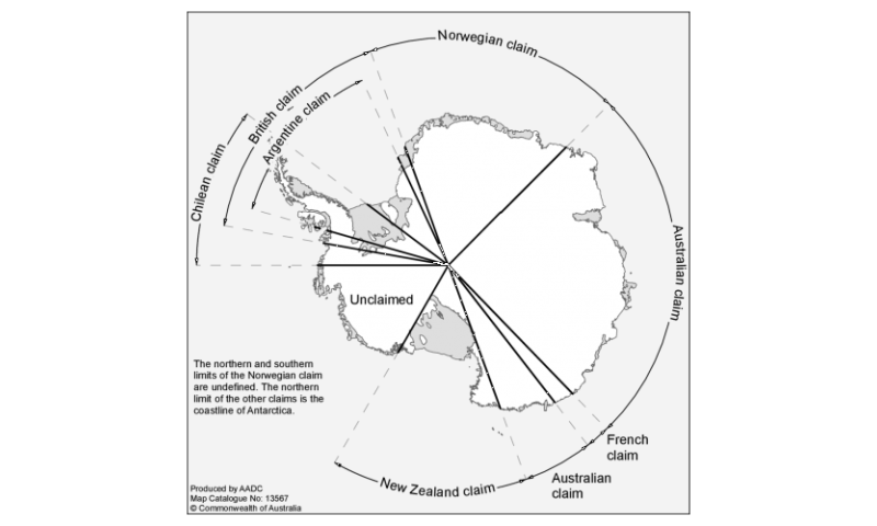 Is Australia's claim to Antarctica at risk?