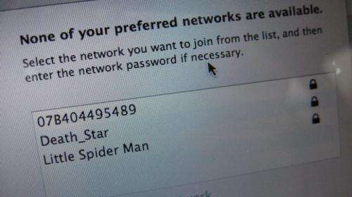 Is your Wi-Fi secure?