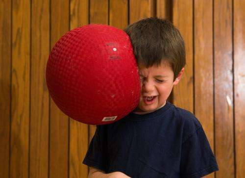 Kids teased in PE class exercise less a year later