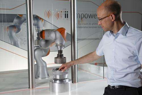 Industrial robots moving to sectors beyond the automotive industry