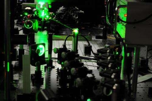 Laser system