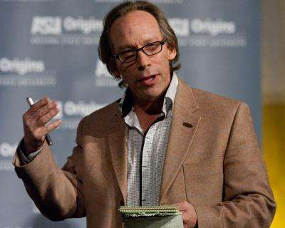 Lawrence Krauss is honored at international festival of science documentary films