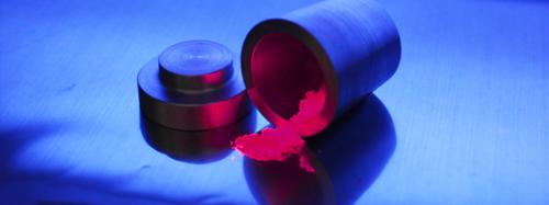 LED phosphors: Better red makes brighter white