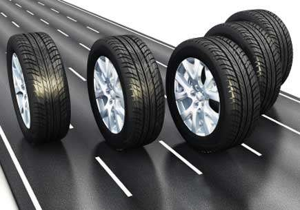 Let it roll: Low-resistance tires save drivers money