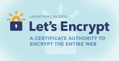 Let's Encrypt certificate authority to launch 2015