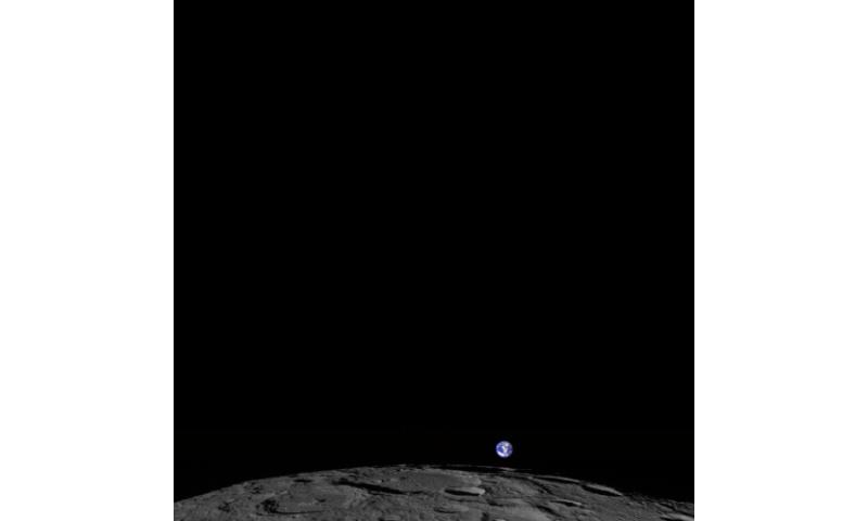 Lunar Reconnaissance Orbiter takes newest 'Earthrise' image