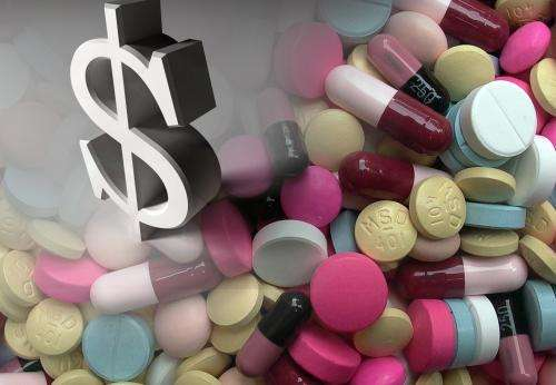 Medication spending may rise 5 percent this year