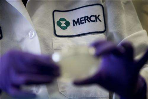 Merck dives into 'superbug' chase with Cubist