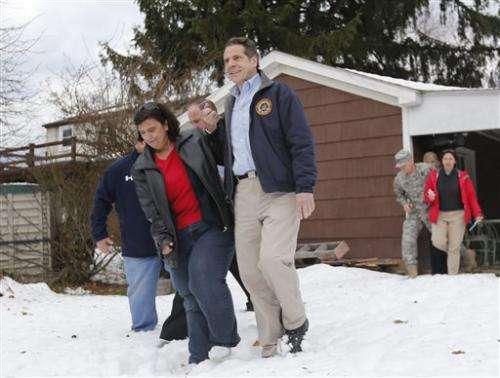 Meteorologists: Cuomo's weather claims are all wet