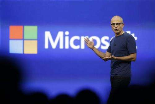 Microsoft 3Q earnings beat Street expectations
