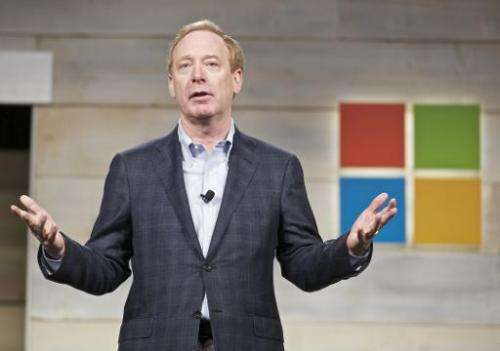 Microsoft General Counsel Brad Smith said a court order requiring the company to give US prosecutors data stored in Ireland coul