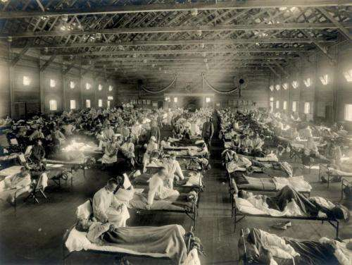 Mystery of the pandemic flu virus of 1918 solved by University of Arizona researchers