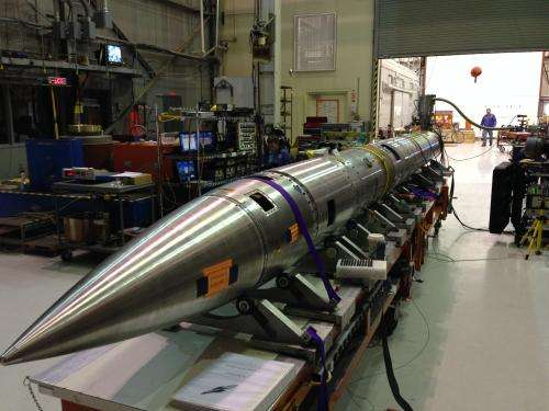 NASA-funded rocket to study birthplace of stars