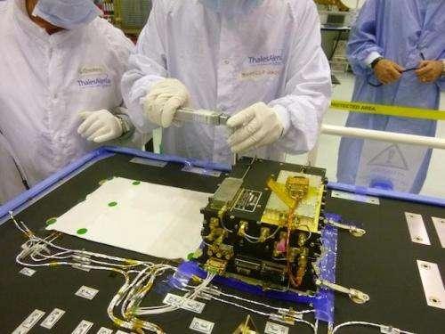 NASA radio delivered for Europe's 2016 mars orbiter