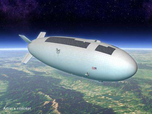 NASA seeks comments on possible airship challenge