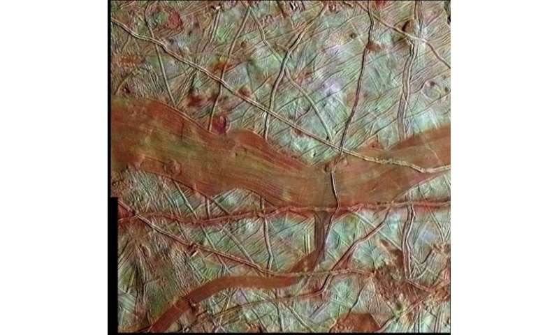 NASA seeks proposals for Europa mission science instruments