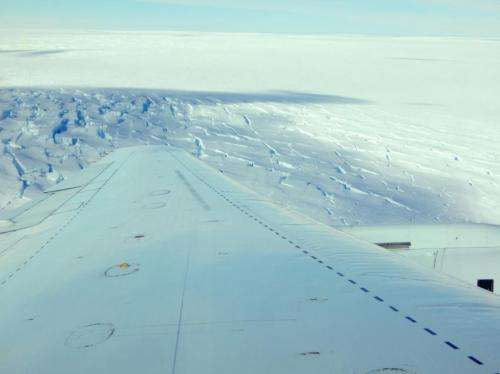 NASA's IceBridge Antarctic campaign wraps up