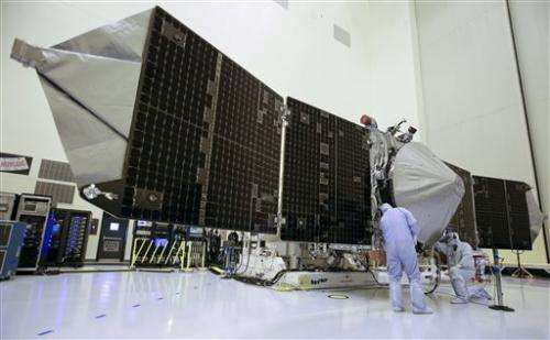 NASA's Maven spacecraft reaches Mars this weekend