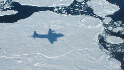 NASA's Operation IceBridge in search of ice change in Arctic