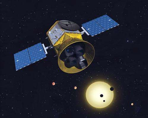 NASA's TESS mission cleared for next development phase