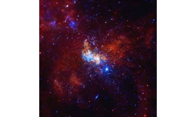 NASA X-ray Telescopes Find Black Hole May Be a Neutrino Factory