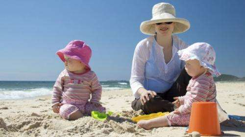 New clues to skin cancer development show sunscreen is not enough
