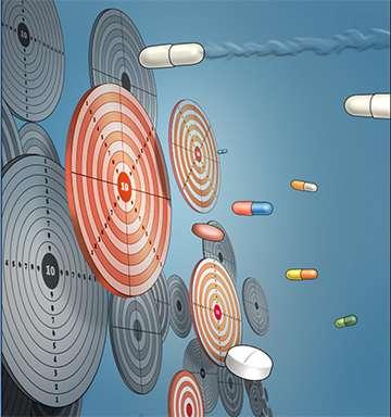 New computational method exploits the polypharmacology of drugs
