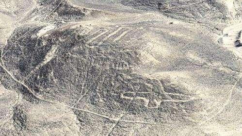 New geoglyphs found in Nazca desert after sandstorm