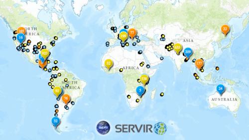 New ISERV tool enables rapid view of Earth images from space
