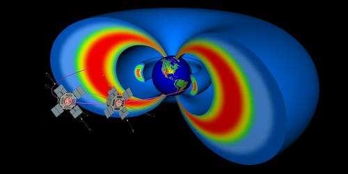 New NASA Van Allen Probes observations helping to improve space weather models
