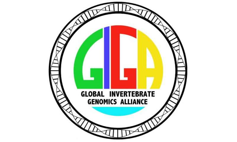 New organization brings together top researchers to sequence the genomes of invertebrates
