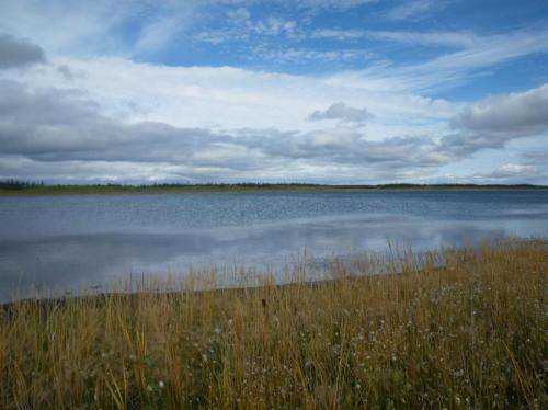 New permafrost is forming around shrinking Arctic lakes, but will it last?