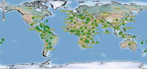 New study charts the global invasion of crop pests