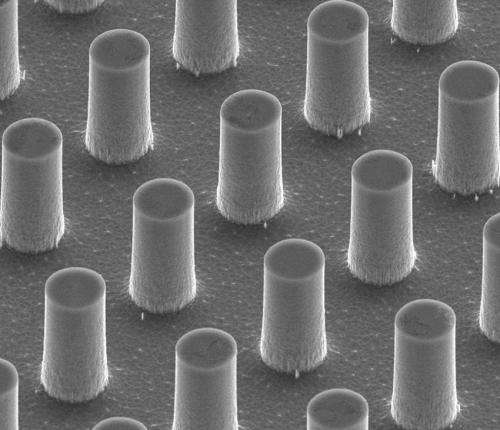 New super waterproof surfaces cause water to bounce like a ball