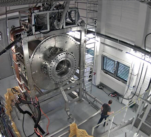 New world record for a neutron scattering magnet