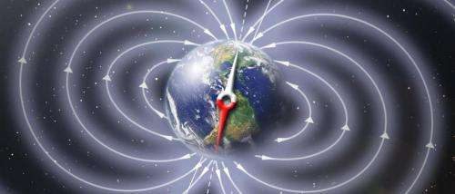 NMR using Earth's magnetic field