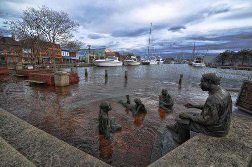 NOAA establishes 'tipping points' for sea level rise related flooding