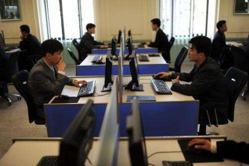 North Korea, one of the most repressive nations on the planet, has limited access to the worldwide web