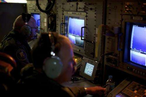 Novel analysis helped narrow Malaysian jet search
