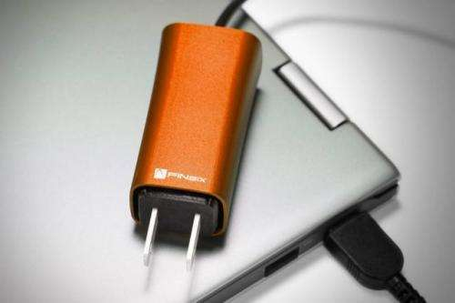 Novel technology to shrink laptop adapters to a quarter the size
