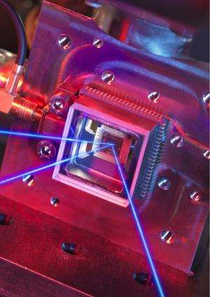 NPL and Dstl present potential '£billion global market' in quantum technologies